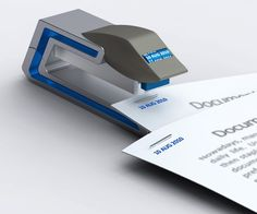 Date Stapler: For the student who claims they turned it in on time. Genius!!