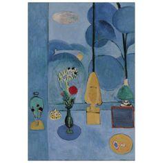 MATISSE - The blue window 60x88 cm #artprints #interior #design #Matisse Scopri Descrizione e Prezzo http://www.artopweb.com/autori/henri-matisse/EC21697