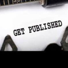 Get published.