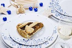 Świąteczny kisz z kapustą kiszoną i grzybami