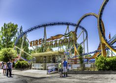Lagoon Amusement Park In Utah | Recent Photos The Commons Getty ...