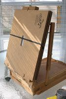 The Original Individual Wet Panel Carrier for Artists Paint Prep, Easels, Selling Art, Storage Boxes, Art Supplies, Landscape Paintings, Studios, Advice, Organization
