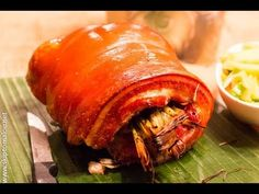 HOW TO MAKE THE BEST LECHON AT HOME is a video tutorial shared by food blogger Malou Perez-Nievera that will teach you a technique that promises the BEST LEC...