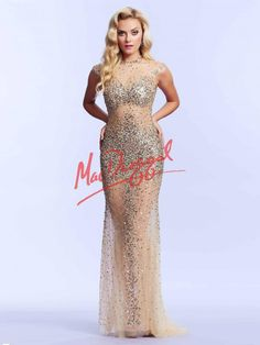dcd05b64d0c3c Mac Duggal Long Prom Dresses 2015 Orange Mac Duggal Ball Gown ...