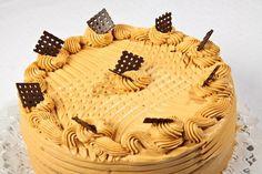 Karamell torta elkészítése