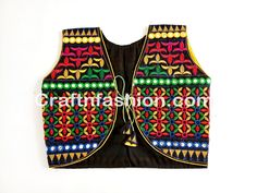 Crafts Of Gujarat is a Crafts Store in Ahmedabad offering Indian Handmade Handicraft Products, Vintage kantha Collection, intage Tribal Indian Costume jewelry. Jacket Style, Jacket Dress, Indian Jackets, Traditional Jacket, Navratri Special, Indian Festivals, Festival Fashion, Party Wear, Hand Embroidery