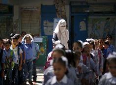 UN-sponsored schools using anti-Israel textbooks from Palestinian Authority   Fox News