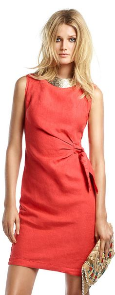 Toni Garrn OUI SS 2013...Love this! Does it come in pale lime green?