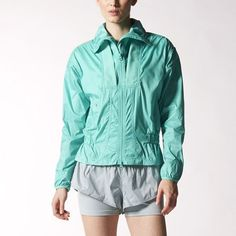THE Performance Jacket - Green