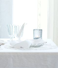 Lace table mat #HMHome