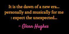 Glenn Hughes @glenn_hughes ~ June 17th, 2012