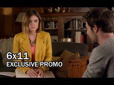 Pretty Little Liars 6x11 EXCLUSIVE Promo #2 - Season 6B Premiere - YouTube It's AWESOME!!!! #Ashley_Christina