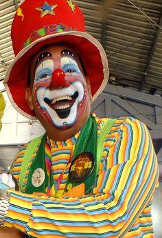 County Fair, Amusement Park, Carnival - Clown