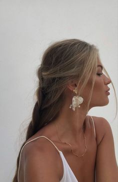 Scandi Style, Backless, Earrings, Ig Story, Story Time, Photography, Hair Inspo, Hair Inspiration, Jewelry