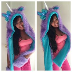 Unicorn Scoodie