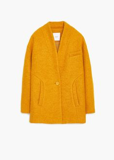 Fall's Coolest Color Combination: Orange and Pale Pink | StyleCaster