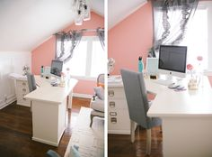 Photography Office Remodel