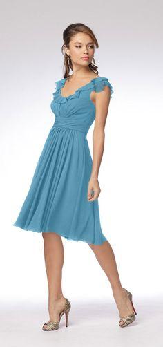 Style 916 - Bridesmaid Dresses at Weddington Way ~ Bridesmaid Dress Shopping Made Simple and Social, $202
