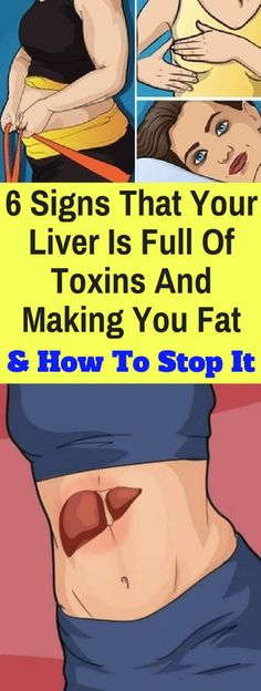 Our liver has a very important job in the body, as it disposes of amasses
