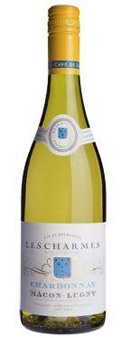 Chardonnay, Macon Villages, Lugny, France, La Cote Blanche, 2013