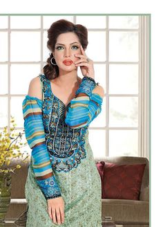 Dawood Hajiba Exclusive Eid Lawn Latest Collection 2014 1 Dawood Hajiba Exclusive Eid Lawn Latest Collection 2014