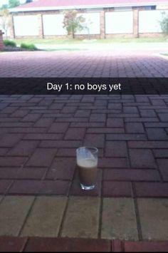 My milkshake brings all the boys to the yard HAHAHAHAHAHAHA