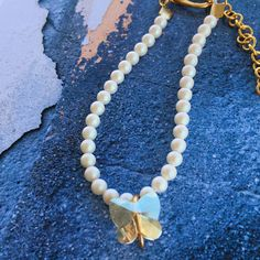 Pearls Bracelets Swarovski Bracelet, Pearl Bracelet, Pearl Necklace, Pearl White, Plating, Sparkle, Glamour, Pearls, Crystals
