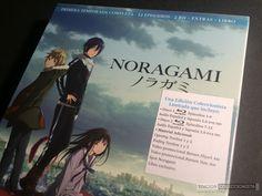 Algunos nos habíais preguntado...¡Unboxing de la Coleccionista de #Noragami! SelectaVisión Noragami, Cover, Books, Seasons, Libros, Book, Book Illustrations, Libri