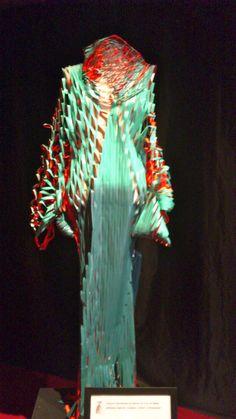 Concurso Internacional de Vestidos de Papel en Arenazarte- Güeñes
