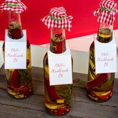 Chili-Knoblauch-Öl | NaschEule
