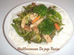 Mediterranean Recipe for Dejage via @gretasday