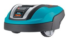 GARDENA R40Li - The robotic lawnmower for more comfort, free time and quality of life.