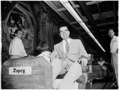 President Nixon...frequented Disneyland many time before and during his presidency.