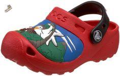 d2cd9f746cdea8 Crocs Mickey Mouse Adventure Clog (Toddler Little Kid)