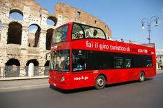 Me ache em Roma : Meios de transporte em Roma (De Fiumicino a Termini, ônibus é uma boa opção)