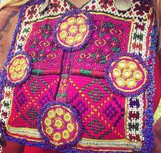 Ethnic tribal necklace por TRIBUTRIBAL