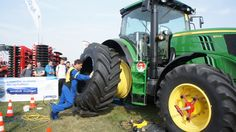Innov-agri is one the leading farm equipment show in France. It always happen during the very begining of september and many manufacturers are coming such as John Deere, Case IH, Fendt, Massey Fergusson, Valtra, Challenger, JCB, . They are showcasing equipment such as tractor, combine harvesters, seed drill, sprayers, ... More info and ads of those used equipment on http://www.agriaffaires.co.uk/