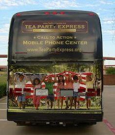 Tea Party Express Schedule 2012
