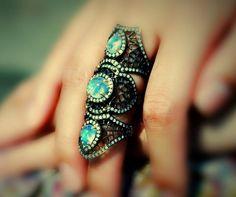 Borgia Ring by Plukka  <3
