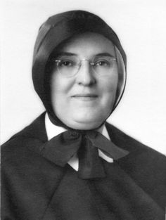 Sister Regina Clare Breig  sisters of charity Greensbug PA
