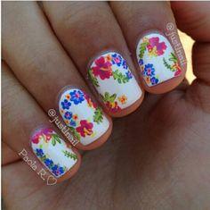 Pretty florals.