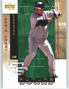 2007 Upper Deck Future Stars 66 Jason Giambi - New York Yankees (Baseball Cards) *** For more information, visit image link.