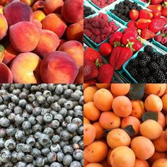 Health Tip: Craving sugar? Enjoy 2 or 3 servings of amazing seasonal fruit each day. Great nutrition, craving solved.
