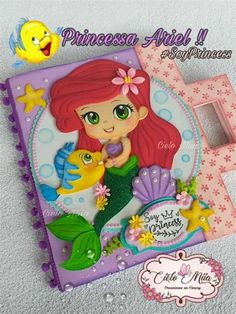 Diy Home Crafts, Easy Crafts, Crafts For Kids, Folder Decorado, Bussines Ideas, Origami Animals, Decorate Notebook, Foam Crafts, Disney Crafts