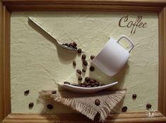 Кофейное панно своими руками - Экологическое землетворчество | Экологическое землетворчество