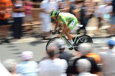 Le Tour de France @letour .@petosagan en plein effort / @petosagan during his #TT, best time for Jan Barta: 1h08'08'' #TDF pic.twitter.com/rZK5iV2u74