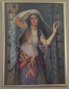 William Clarke Wontner - Safiye  Puzzle By www.nesedentarifler.com