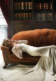 "The ""Eleanor"" dress. Classic."