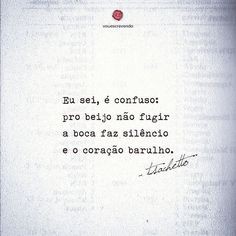 Sobre beijos lentos...  #poesia #poema #frase #frases #quote #tsachetto #vouescrevendo
