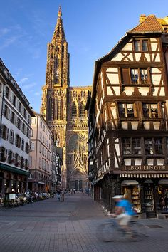 Strasbourg Cathedral Photograph by Brian Jannsen - Strasbourg Cathedral Fine Art Prints and Posters for Sale